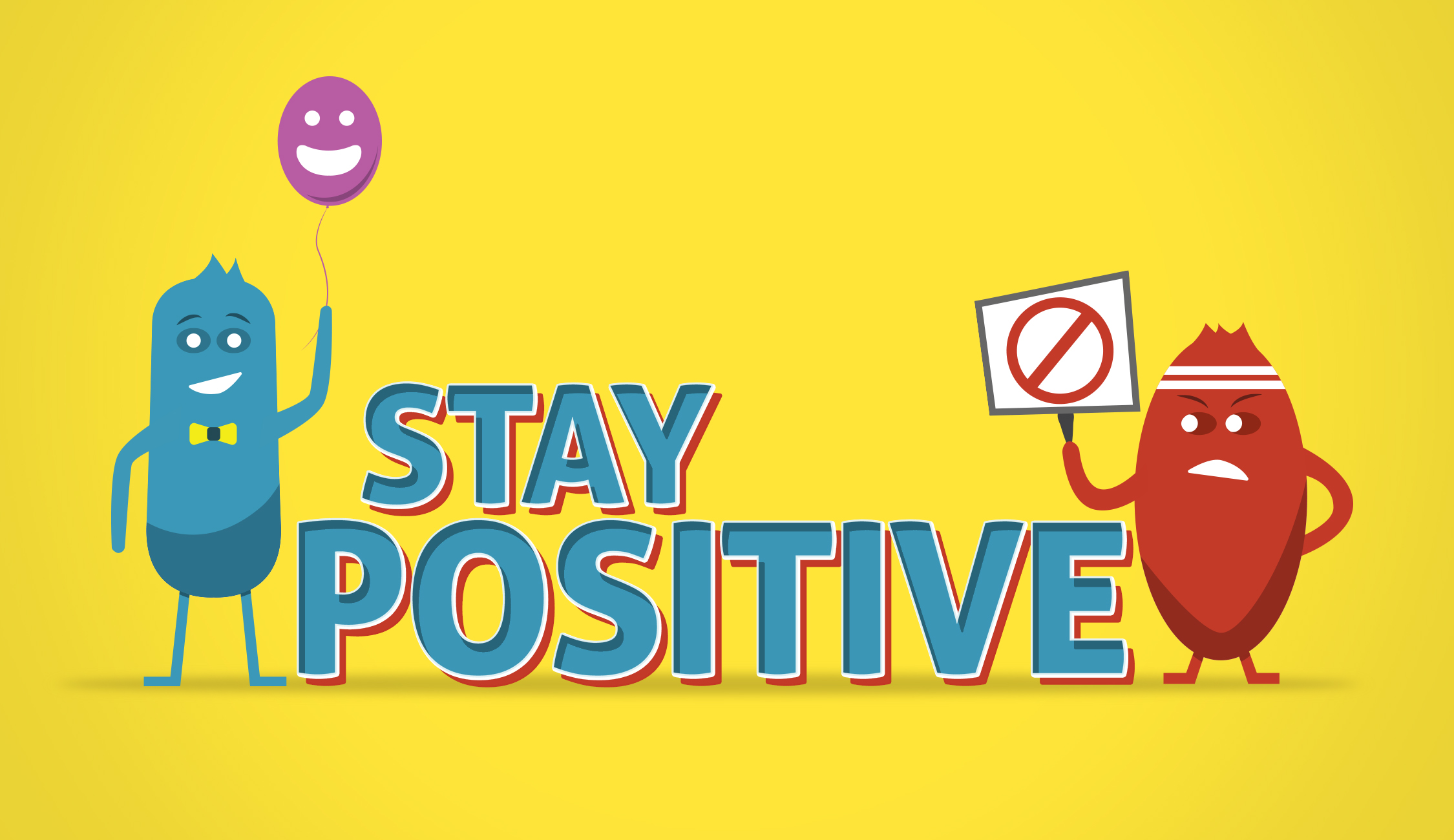 StayPositive_Artwork